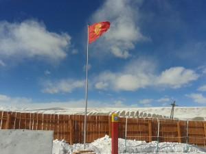 "Пограничная застава ""Карасай"" имени генерал-лейтенанта Джумабека Асанкулова."