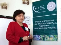 Феруза Амадалиева: Лидерство – это не игра на публику, а реальная помощь конкретным людям
