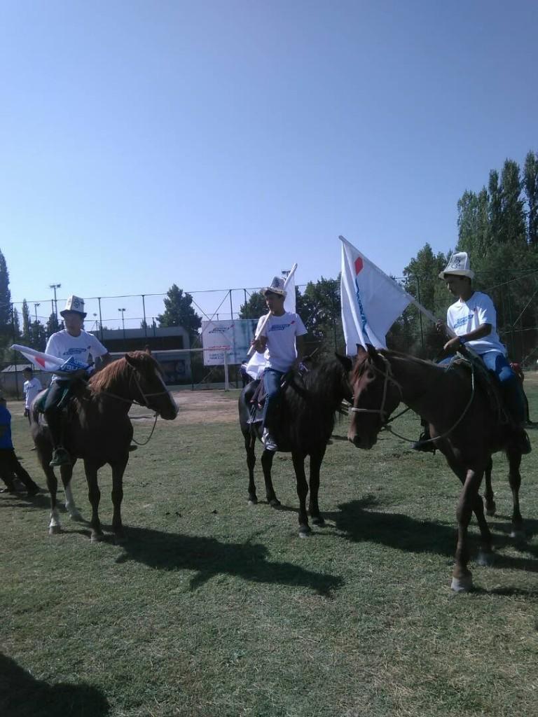 Несовершеннолетняя кавалерия.