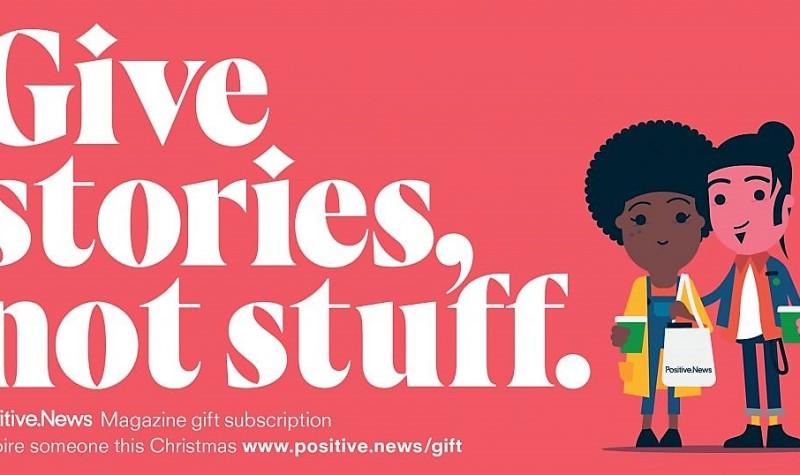 Хорошая журналистика о хороших делах — британский журнал Positive News